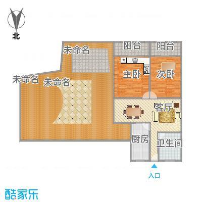 上海-沁秋小区-设计方案