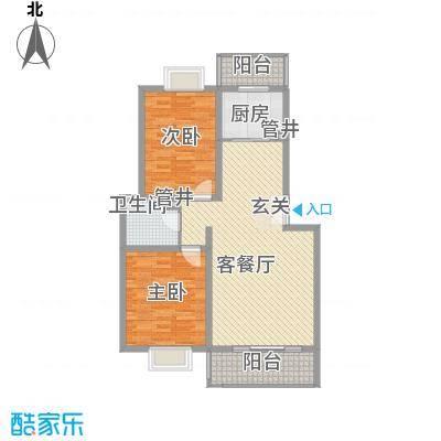 实验小学旁两房实验小学旁~1户型2室2厅1卫1厨