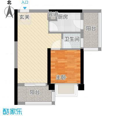 丰逸尚居A2栋02/03户型1室2厅1卫1厨