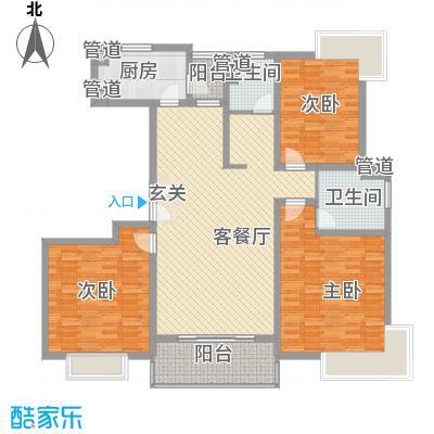新上海弄里人家176.00㎡户型4室
