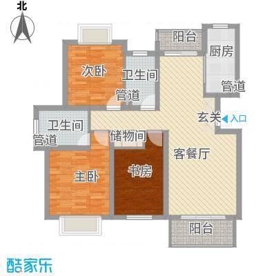 新上海弄里人家175.00㎡户型4室