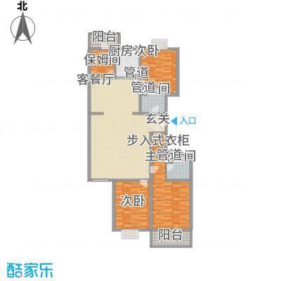 汾河景观360187.70㎡太原户型
