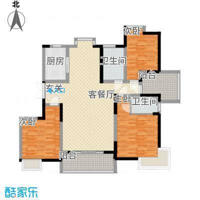 中铁四局七公司宿舍户型3室