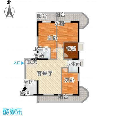 临海苑3居改户型