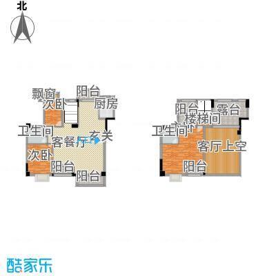 宝成海景苑186.00㎡户型4室