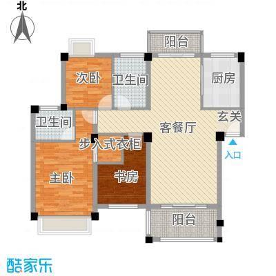 龙虎南里12756412184c08bd82791ed户型2室2厅