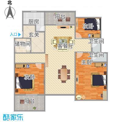 上海_三盛颐景园-322-117_2015-08-19-1525