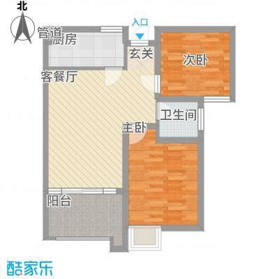 财富中心2140548_3f06户型2室