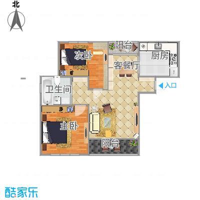 上海_莲花公寓(闵行)_2015-08-19-1620