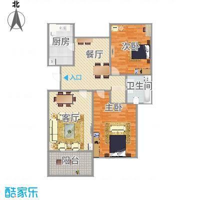 上海_金丰蓝庭三期-221-121_2015-08-19-1637