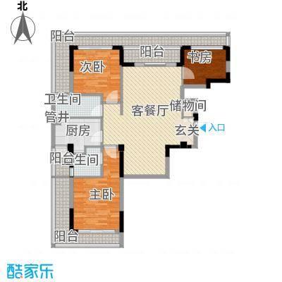 泉舜信宇花园17146401734c92d209ac2d9户型2室