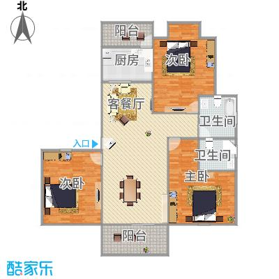 上海_宝华现代城-322-135_2015-08-21-1318
