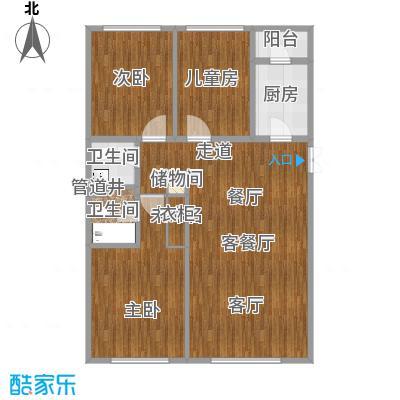 天津_阳光100北园_2015-08-20-1636