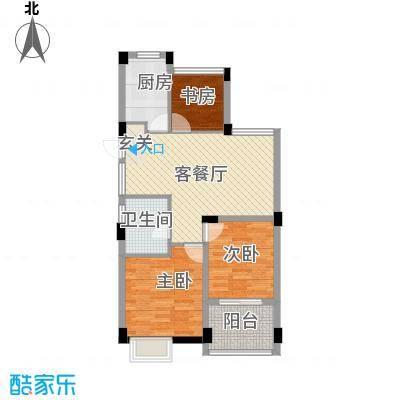 元都新苑6#2单元01室E3户型