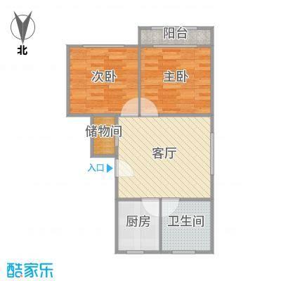 淞南七村户型图-副本