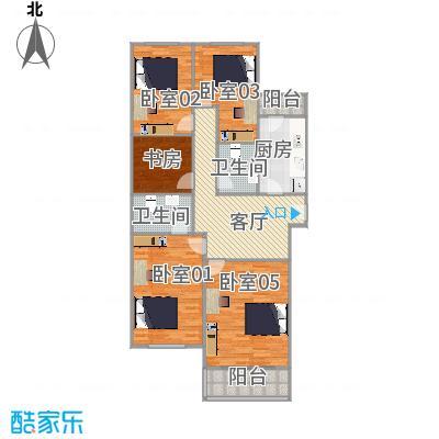 北京_梵谷水郡13号楼3单元403