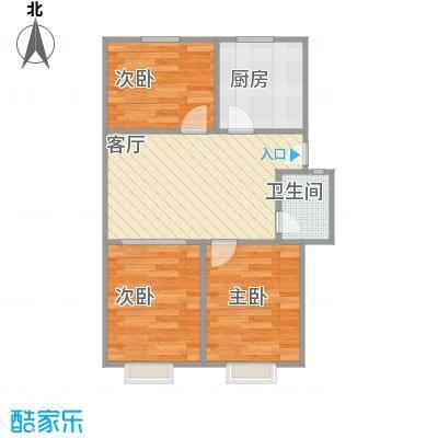 济南_新龙科技园3室临街_2015-08-26-1000