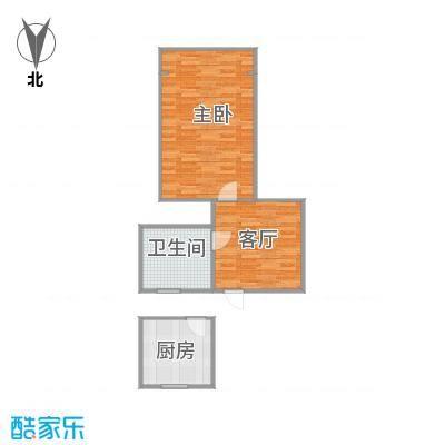 杭州_流水东苑16-2-704_2015-08-26-0957