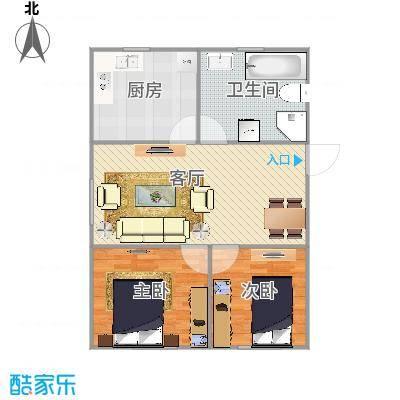 淞虹公寓86--211