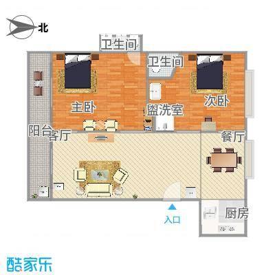 三亚_椰风海韵度假公寓_2015-08-24-1536