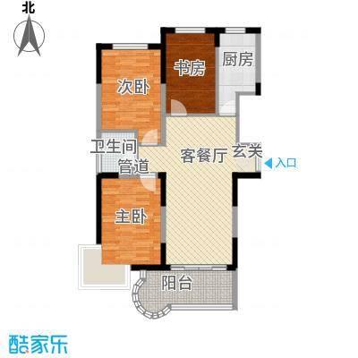 观海苑国际家居广场12.00㎡户型