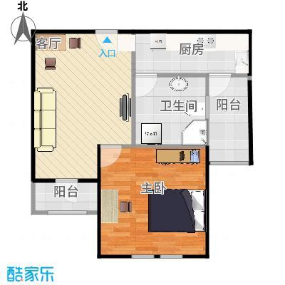 上海_城市经典四期高迪_一房