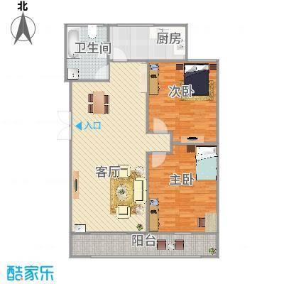 信阳_幸运小区、2居室、95平_2015-09-12-1550