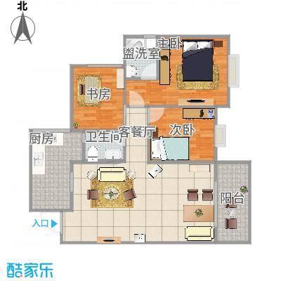 重庆_熙地锦绣城A-5