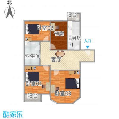 北京_双花园南里二区5-2-102_2015-09-13-2111