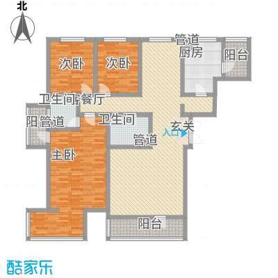 海逸长洲恋海园3户型-副本