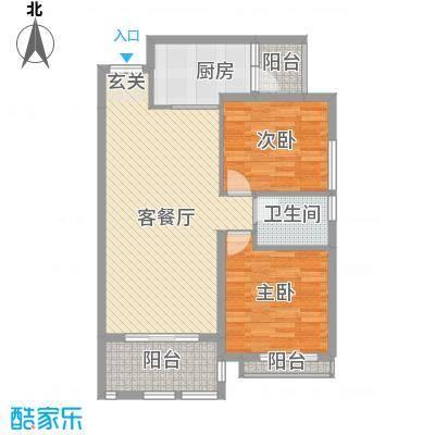 东星公寓户型
