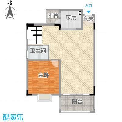 骏雅豪园153.00㎡雅轩阁1座首层03户型3室2厅2卫