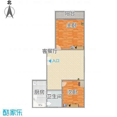 上海_紫薇园2房92平3号1607_2015-08-28-1431