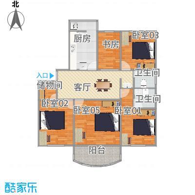 上海_胡姬花园2-901_2015-08-26-1806
