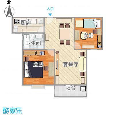 上海_嘉乐东润舒庭14号楼1802室