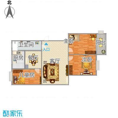 淮安_农垦丽景苑_2015-08-30-1209