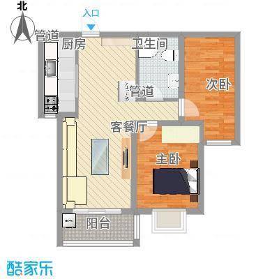 邯郸_城市西景_2015-08-30-1550