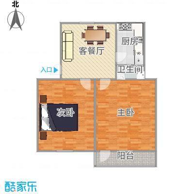 杭州_双菱新村10-2-505_2015-08-30-1633