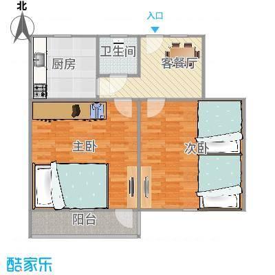 杭州_双菱新村10-3-508_2015-08-28-1814