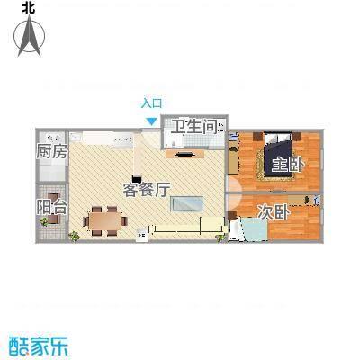 天津_长江公寓_2015-08-31-1418