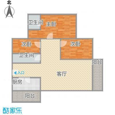 中山_盈翠花园3栋B梯501_2015-08-31-1919