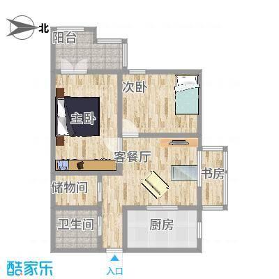 北京_牛街西里_2015-08-31-2129