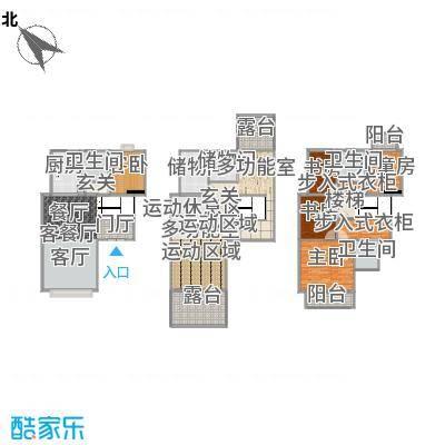 国信慧谷B2户型