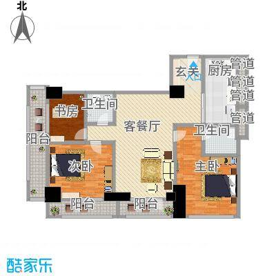 北京_苏州街33号公寓_2015-09-01-1618