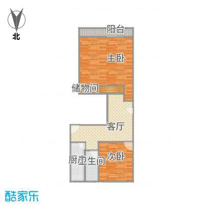 曹杨五村户型图-副本