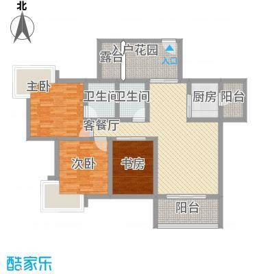 德阳_水岸花都二期云景_2015-09-02-1137