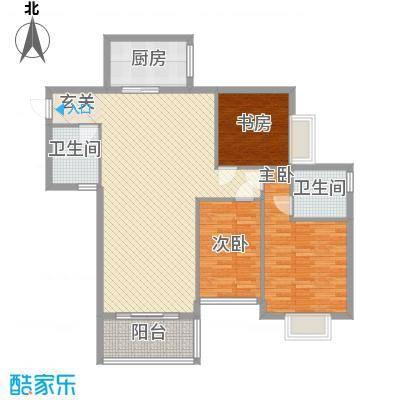 聚福新城44124.57㎡F44户型