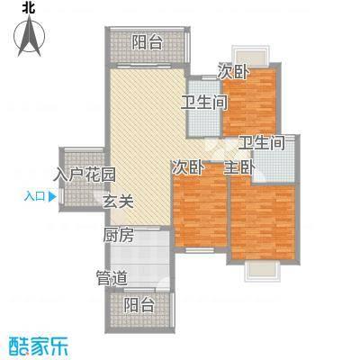 聚福新城22127.82㎡F22户型