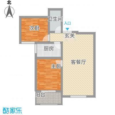 中达・尚城4户型