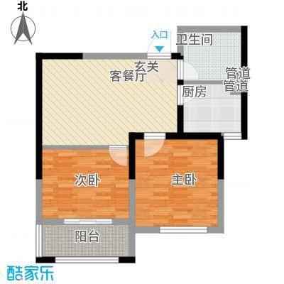 中达・尚城1户型